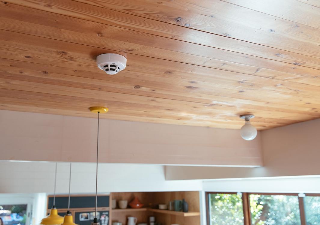 Smoke Detector Vivint Smart Home