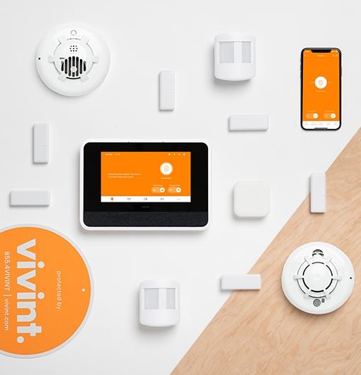 Vivint Moves Smart Home
