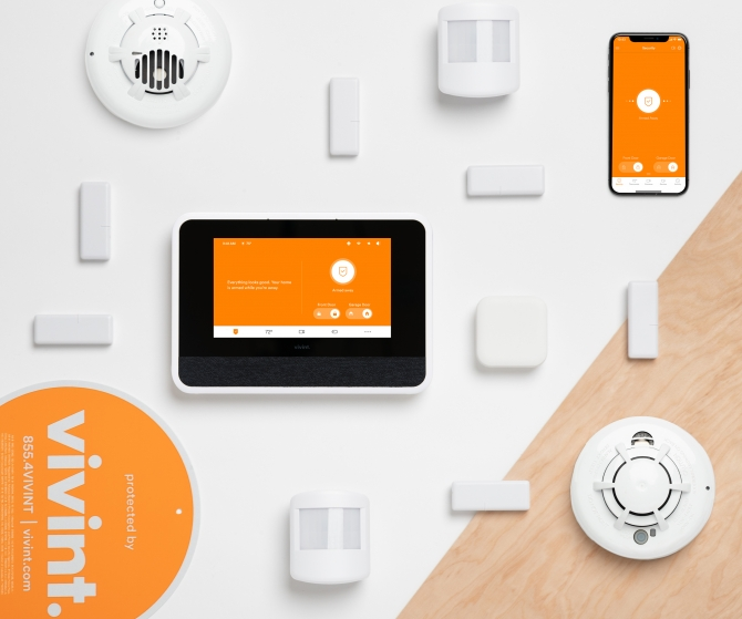 Flood Freeze Heat Sensor Vivint Smart Home