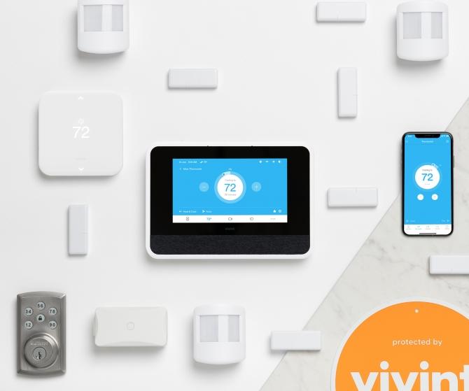Home Automation Vivint Smart Home